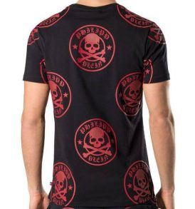 Тениска PHILIPP PLEIN PLUM - MyFashionstore.eu