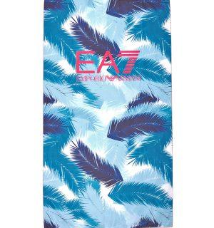 Плажна хавлия EA7-4- myfashionstore.eu