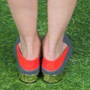 Обувки UNITED NUDE Maya Fluo Grey - myfashionstore.eu