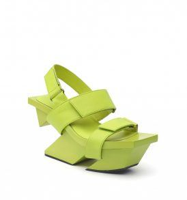 Сандали UNITED NUDE Rock Lime - myfashionstore.eu