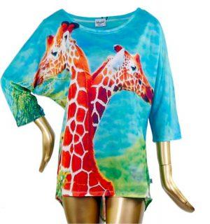 Блузка с принт Blugirl - ,MyFashionstore.eu