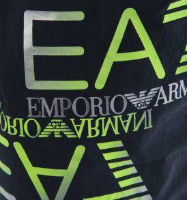 Beachwear шорти ЕА7- black - MyFashionstore.eu