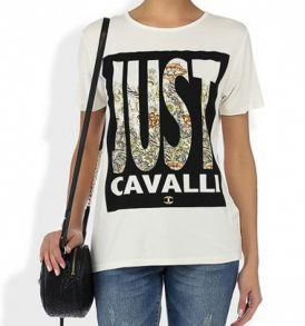 Дамска тениска Just Cavalli - MyFashionstore.eu