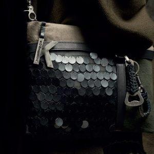 Дамска чанта с пайети Kontessa - MyFashionstore.eu