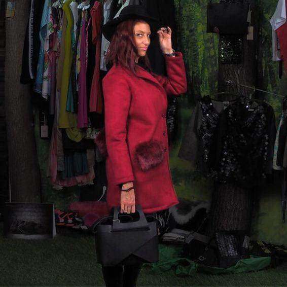 Дамско палто Kontessa 1 - MyFashionstore.eu