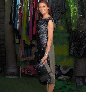 Пайетена рокля Kontessa - MyFashionstore.eu