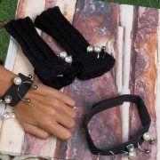 Ръкавици с метални елементи Kontessa - MyFashionstore.eu