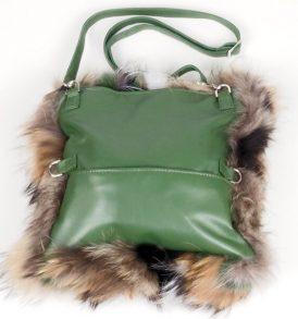 Чанта с естествен косъм Gena 2 - MyFashionstore.eu