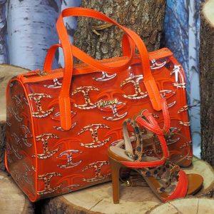 Екстравагантна чанта Just Cavalli - MyFashionstore.eu