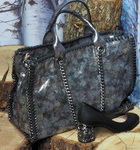 Сребърна чанта Chenson - MyFashionstore.eu