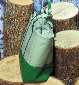 Спортно-елегантна чанта Bikkembergs - MyFashionstore.eu