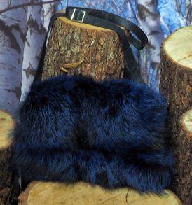 Чанта с естествен косъм Gena 3 - MyFashionstore.eu
