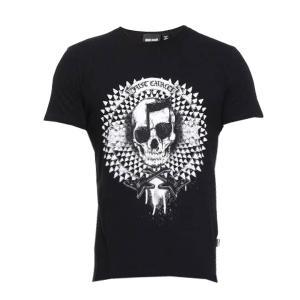 Тениска Just Cavalli-Music scull - MyFashionstore.eu