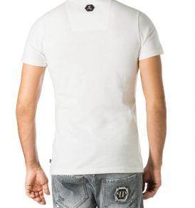 "Тениска Philipp Plein ROUND NECK SS ""CONNELL"" - MyFashionstore.eu"