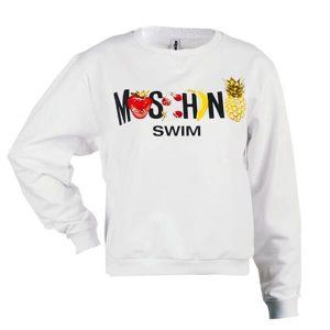Пуловер Moschino Fruit Logo Print - MyFashionstore.eu