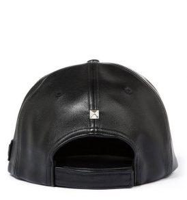 Кожена шапка Philipp Plein Aventura - MyFashionstore.eu