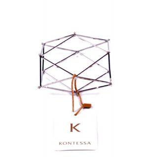 Геометрично колие Kontessa - MyFashionstore.eu