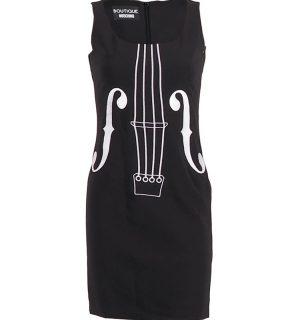 Музикална рокля Boutique Moschino - MyFashionstore.eu