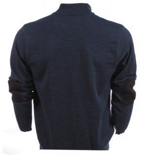 Мъжки спортен пуловер SWISIZE- blue 3 - MyFashionstore.eu