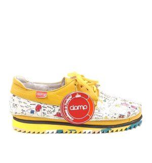Дизайнерски обувки Clamp- модел Milan