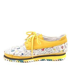 Дизайнерски обувки Clamp- модел Milan - MyFashionstore.eu