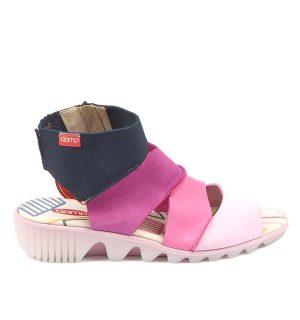 Дизайнерски сандали Clamp- модел Overbill - MyFashionstore.eu