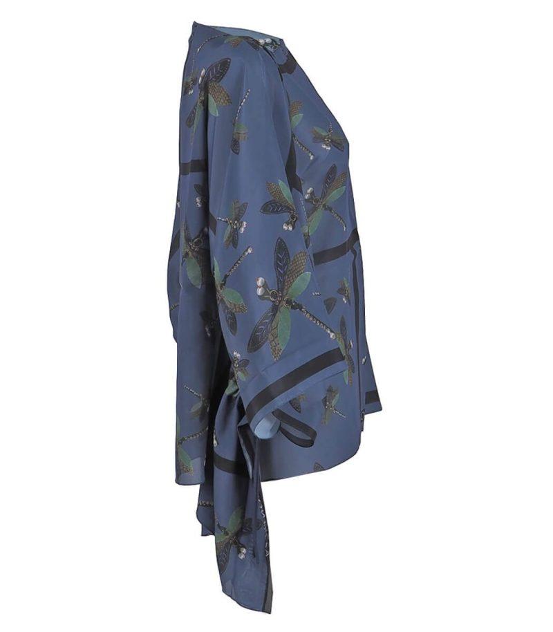 Копринена блуза Kontessa - MyFashionstore.eu