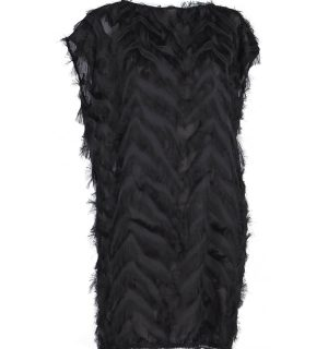 Ефирна рокля Kontessa- black- MyFashionstore.eu