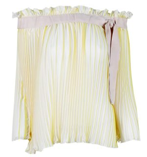 Дамска блуза Kontessa-Lime- MyFashionstore.eu