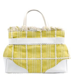 Дамскa чанта Kontessa- Lime - MyFashionstore.eu
