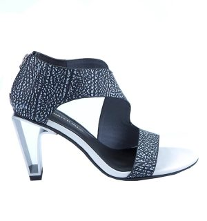 Сандали United Nude Icon Flow Black&White - MyFashionstore.eu