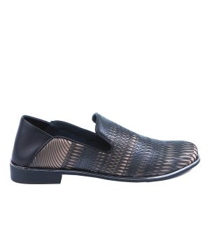 Мъжки обувки United Nude Jamie Ivory&Black - MyFashionstore.eu