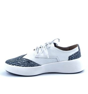 Обувки United Nude Bo Geo White&Black - MyFashionstore.eu