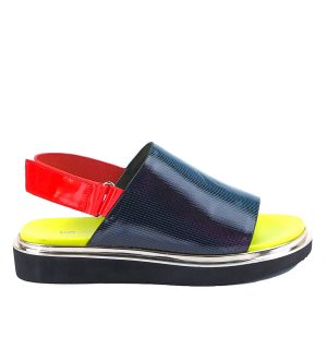 Сандали United Nude Terra Disco+Neon Red - MyFashionstore.eu