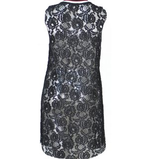 Дантелена черна рокля Odi et Amo - MyFashionstore.eu