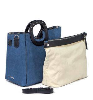 Синя чанта INNUE' - MyFashionStore.eu