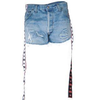 Дънкови къси панталони Odi et Amo - MyFashionStore.eu
