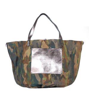 Двулицева камуфлажна чанта INNUE' - MyFashionStore.eu