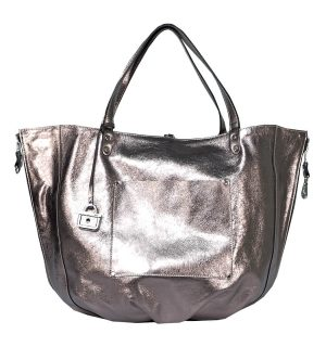 Двулицева камуфлажна чанта INNUE' Две лица Несесер Къса и дълга дръжка Ципове Висящ аксесоар Произведено в Италия Пролет-Лято 2018