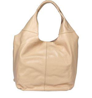 Бежова чанта INNUE' - MyFashionStore.eu
