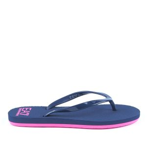 Дамски джапанки EA7- blue and pink - MyFashionStore.eu c566eb2cd03