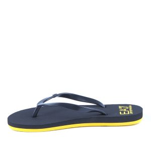 Дамски джапанки EA7- black and yellow - MyFashionStore.eu