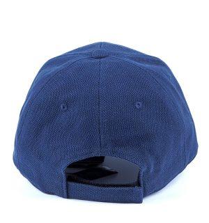 Мъжка шапка EMPORIO ARMANI-light blue denim - MyFashionStore.eu