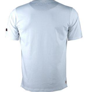 Мъжка тениска Koala Bay-WHITE SKULL- MyFashionStore.eu