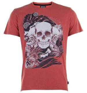 Мъжка тениска Just Cavalli S01GC0474 N20663 - MyFashionStore.eu