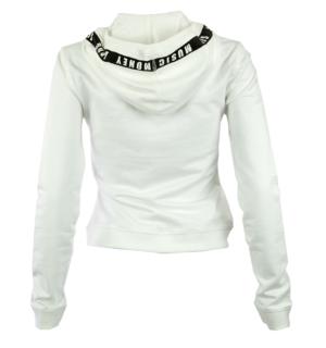 Бял суитчър Silvian Heach - MyFashionStore.eu