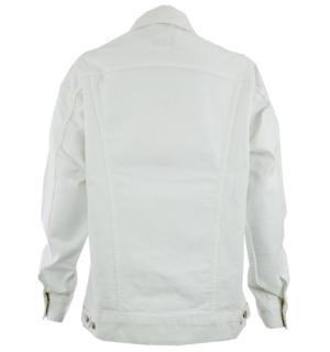 Дънково яке Silvian Heach- white - MyFashionStore.eu