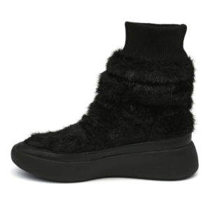 Боти United Nude Bo Bubble Black Fur- MyFashionStore.eu