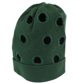 Дамска шапка с дупки Kontessa - MyFashionStore.eu