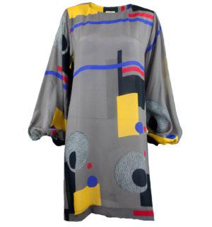 Копринена рокля Kontessa - MyFashionStore.eu